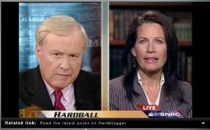 Michelle Bachmann on Hardball