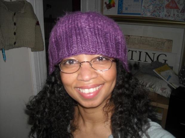 Ocho hat front